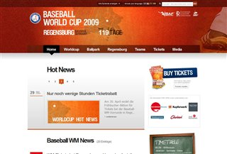 Baseball Worldcup Sports:Sports