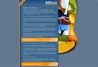Body Talk Seminars Bizness:Business