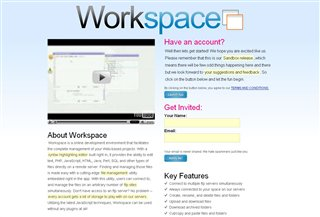 Create Workspace Bizness:Business