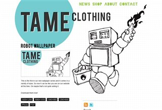 Tame Clothing Veikali:Shopping