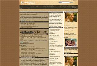 Survivor Web TV:TV
