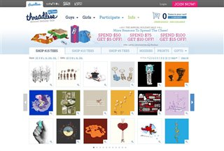 Threadless Izklaide:Entertainment